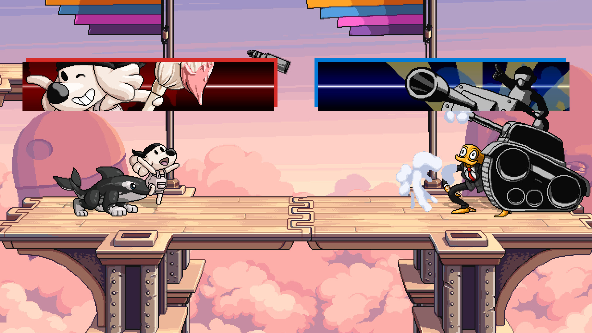 Fraymakers Gameplay Screenshot 3